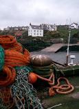 Scottish Fishing Village