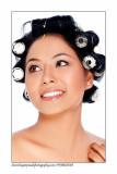 Model-Juhi, makeup-Rakesh Seth, Styling- Sweety
