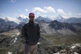 Me at the Bella Tolla summit.