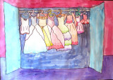 my wardrobe, Yu Jing, age:7