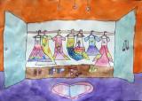 my wardrobe, Celina, age:6.5