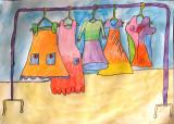 dress shop, Christina, age:6