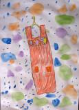 my beautiful dress, Ann, age:5
