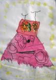 my beautiful dress, Fiona, age:4