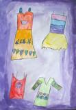 my beautiful dress, Vivian, age:5.5