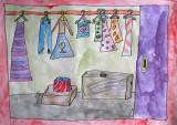 my wardrope, Sophia He, age:6