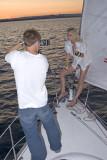 Sailboat Fashion Shoot