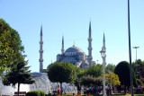 Blue Mosque - Sultan Ahmed Camii - Istanbul