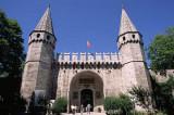 Topkapi Palace - construction began in 1459