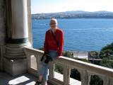 Here I am at the Topkapi Palace
