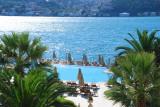 View from our hotel room at Ciragan Palace Kempinski - Istanbul Sept 3, 2010
