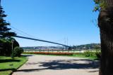 Bosphorus Bridge built in 1973