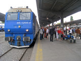 ROMANIA:  Arriving in Bucharest - September 4 2010