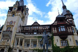 Peles Castle built between 1973 and 1914 by King Carol 1