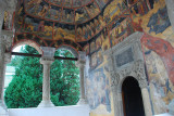 Little chapel in the monastery grounds - Minastire Sinaia