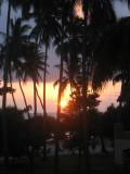 Sunrise in Zanzibar 27 December, 2010