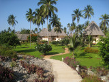 Hotels grounds