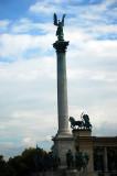 Heros Square - Budapest