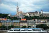 Castle District and looking at St Matthias Church
