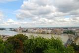 Budapest taken from Gellert Hill
