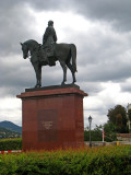 Banyan Varosok Hatvan Statue