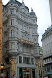 Ornate buildings in Vienna