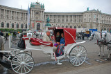 A coach ride in Vienna Sept 7