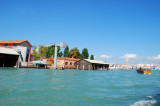 Venice from the water taxi September 9, 2010