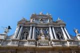 Ornate buildings of Venice