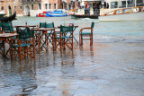 Venice at high tide