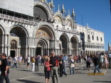 Dave and I in St Mark's Square
