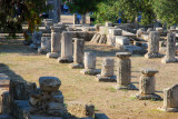 GREECE:  Ruins of Olympia Greece