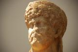 Emperor Hadrian reign 117 to 138 AD