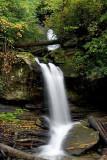 waterfall on Wright Creek 1