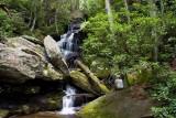 waterfall on Brooks Creek 1