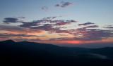 Blue Ridge Parkway Sunrise 2