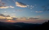 Blue Ridge Parkway Sunrise 3