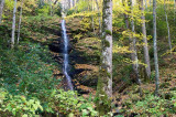 October 24 - waterfall on Little Fall Branch & Max Patch
