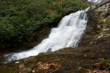 waterfall on Enloe Creek