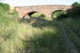 952 Ashby Canal Measham New Railway Diversion Route 16th July 2006.JPG