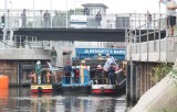 Re-entering the lock