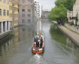 I left the boat at Kings Cross