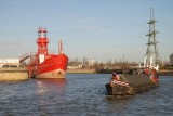 Exiting Bow Creek