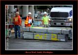 Men at Work, Seattle
