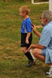 Caden Soccer Fall 2008