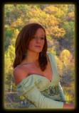Melissa in Green