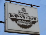 Brown's Diner Nashville