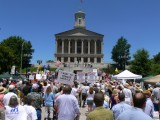 Nashville Tennessee Tea Party 2009