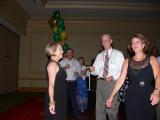 Judy Baum, John Hutchison and Janet Allman