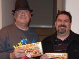 Chip,Robert & Bacon